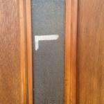 大きな木製扉3