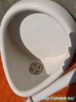 西浦製陶小便器1