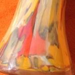 ゴージャスなガラス花瓶3
