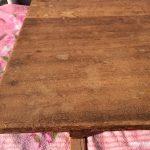 木製作業机天板