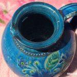 イタリア製丸型花瓶3