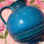 イタリア製丸型花瓶2