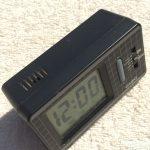 カシオDQ-711置き時計3