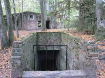 Tumba en Cuartel general de Hitler, la Guarida del Lobo