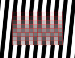 aliasing on slanted lines