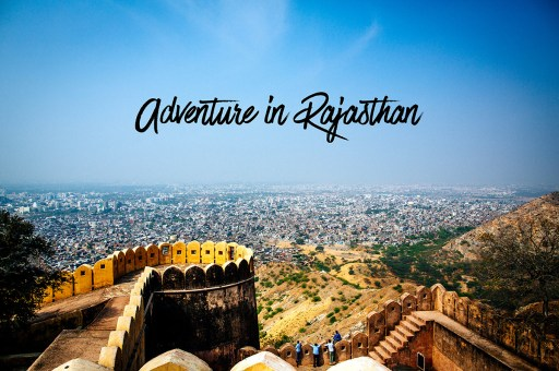 Photography Adventure in Rajasthan