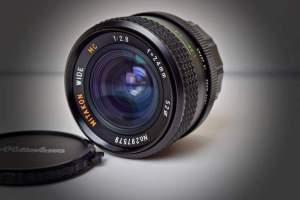 Camera Lenses Guide For Beginners