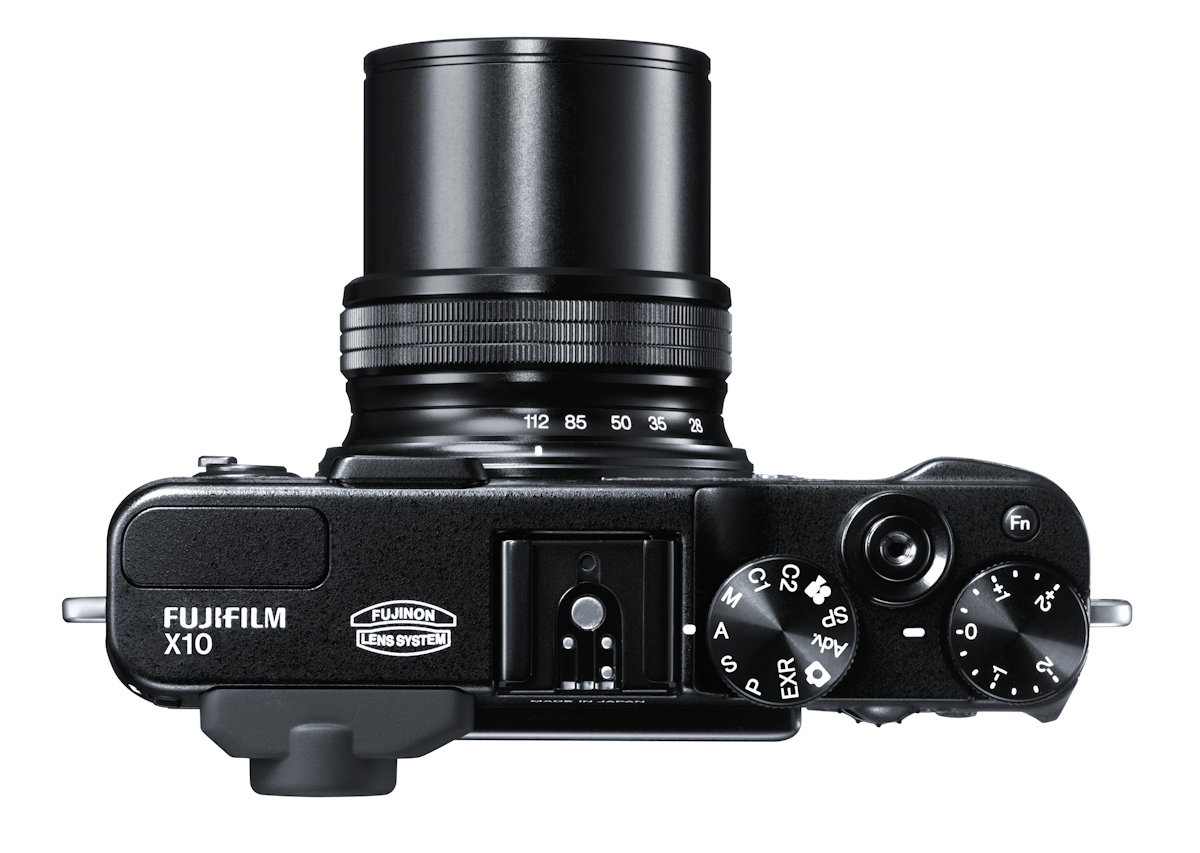 Fujifilm Introduces A Little Brother To The X100 The New