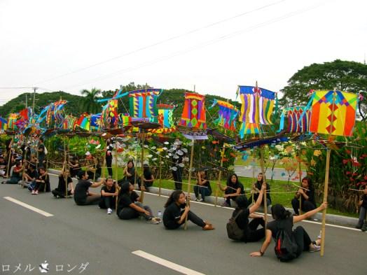 UP Lantern Parade 2013 007