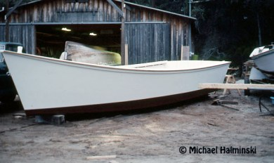 Wooden Skiff Boat Building Plans Wooden Thing