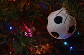 A soccer Christmas