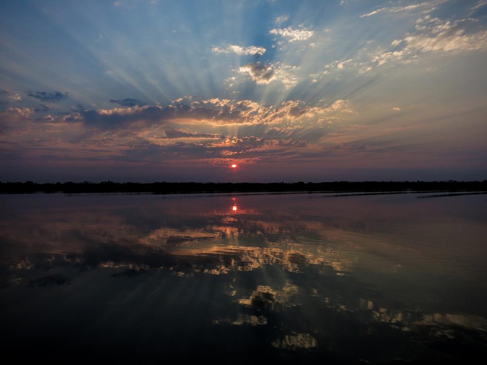 Sunset—Xugana
