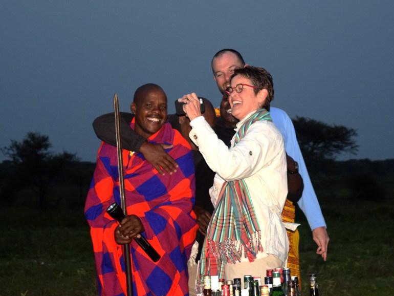 fun on the Serengeti