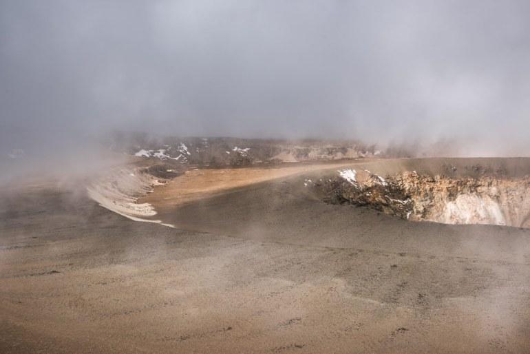 Kilimanjaro Ash Pit