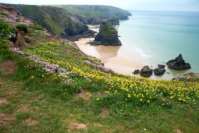 Hikes and Delights of Cornwall
