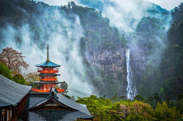 Nachi Falls Japan