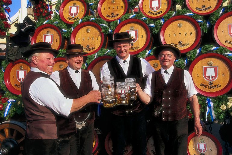 oktoberfest in muich germany