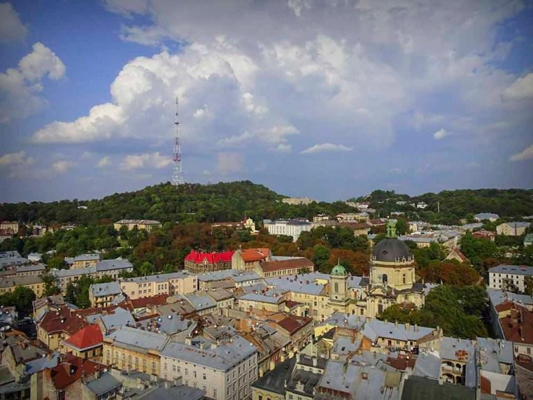 lviv square