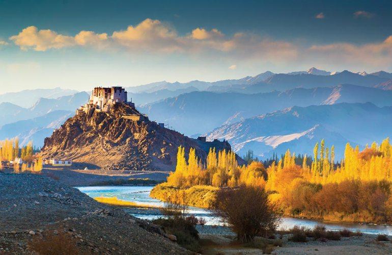 Ladakh India Hiking Trip