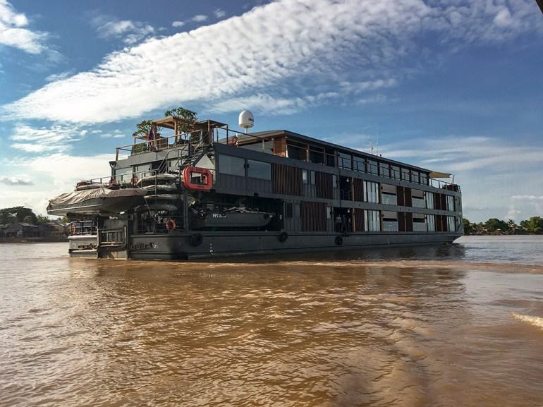 aqua mekong in cambodia
