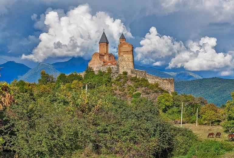 monastery in Georgia