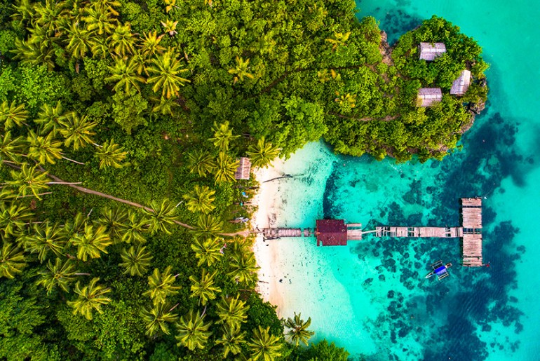 Eight Amazing Aerial Photographs From Around the Globe