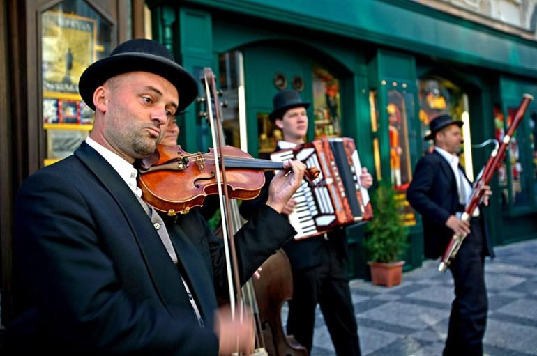 violinist in bratislava