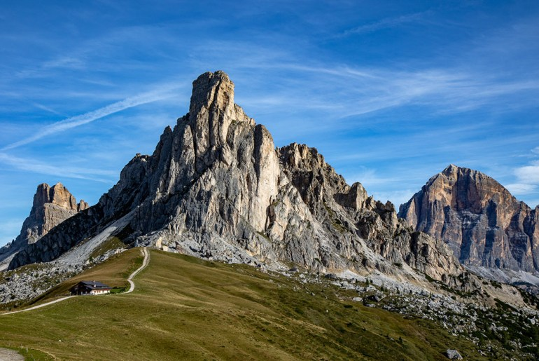 Hiking Adventure in the Cortina Dolomites