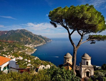amalfi, best place to travel in september
