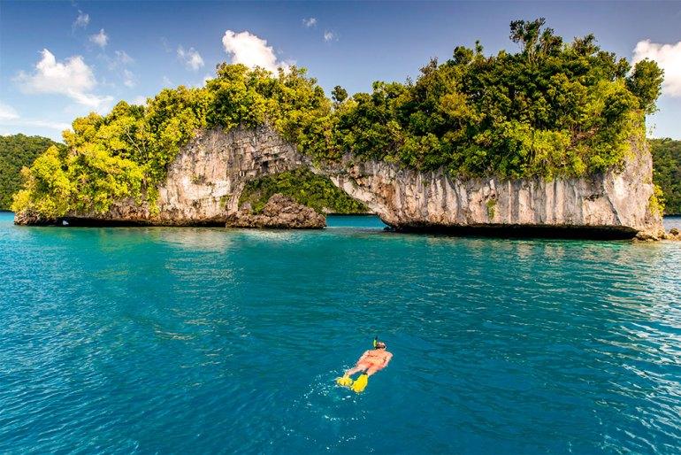 Palau-Islands-Arch