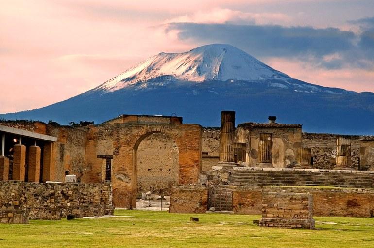 Vesuvius Italy