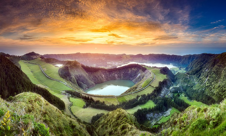 Azores is one our top 10 places to travel in 2020