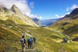 Tour du Mont Blanc hiking