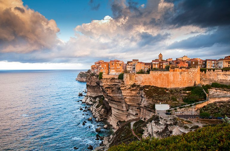 Corsica is one our top 10 places to travel in 2020