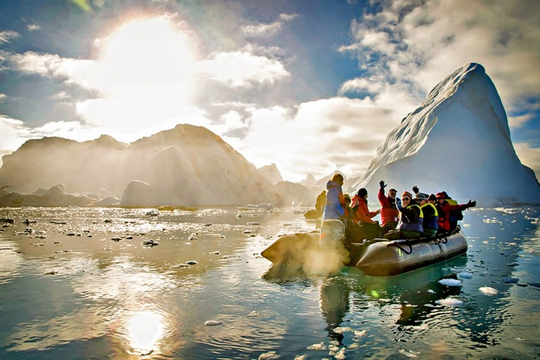 Greenland is one our top 10 places to travel in 2020