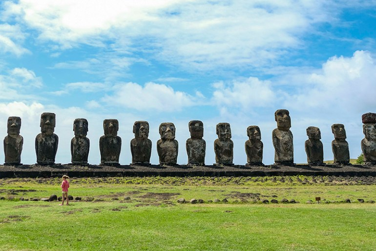 Mysteries of the Moai and Tangata Manu