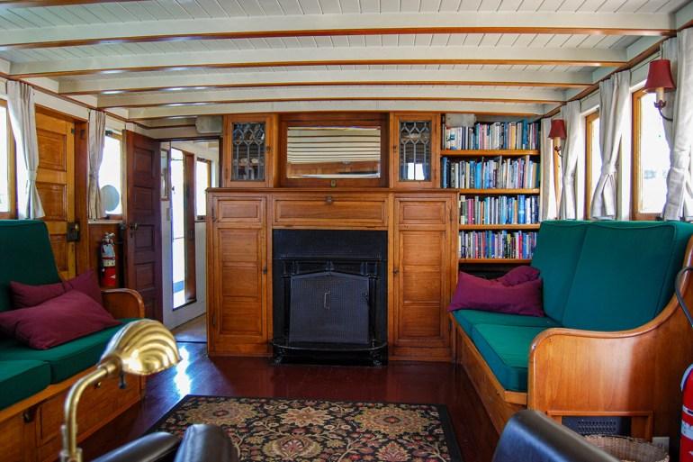 alaska inside passage ship interior