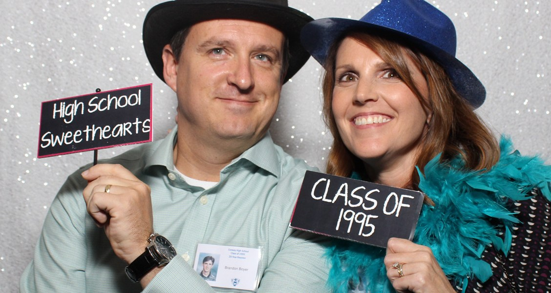 Conway High School Class of 1995 Photo Booth