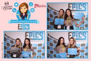 epics si the woman epics photo booth cabina foto deschisa leadership