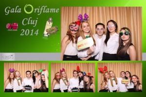 Protejat: 11 Decembrie 2014 – Gala Oriflame – Cluj Napoca
