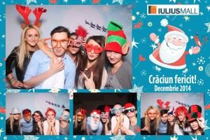 Protejat: 18 Decembrie 2014 – Eveniment Christmas Iulius Mall – Cluj Napoca