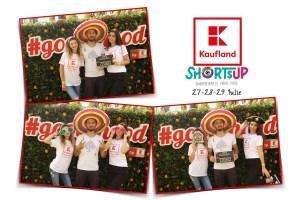 Protejat: 27-29 Iulie 2018 – Kaufland Shorts up- Bucuresti