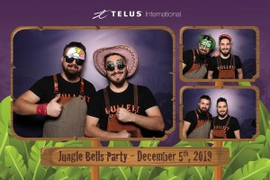 Protejat: 05 Decembrie 2019 – Jungle party Telus – Craiova