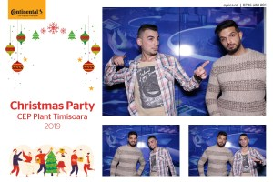 Protejat: 12 Decembrie 2019 – Continental CEP Plant Chirstmas Party Timisoara