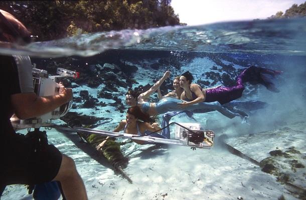 Underwater Model Photoshoot