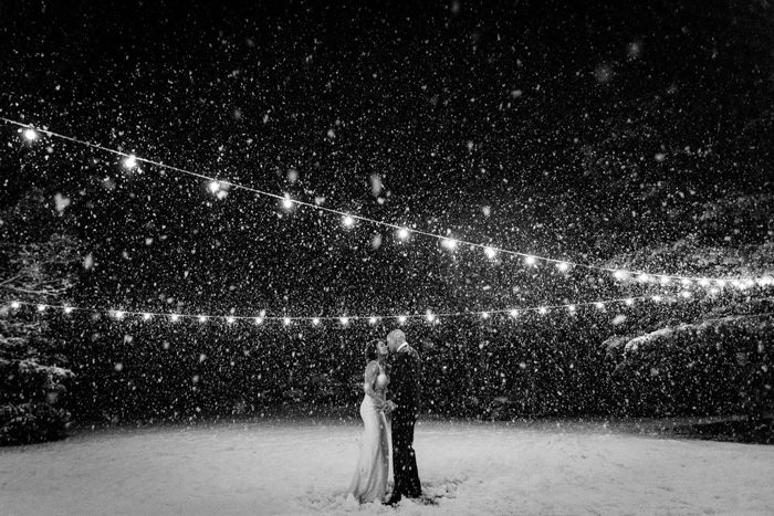 strung lights wedding photo honorable mention
