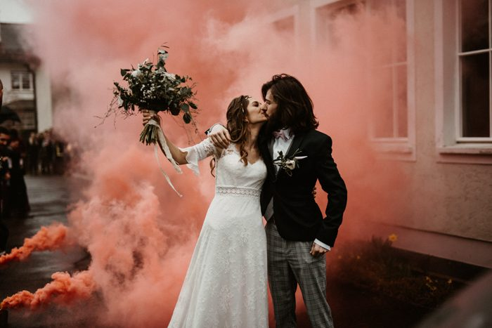 colorful smoke product photographers