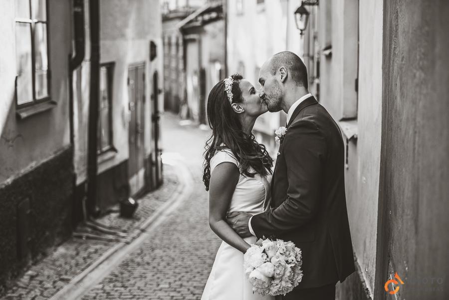 Bröllop i Gamla Stan