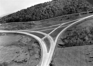 Rip Van Winkle Bridge approach 1956 (3)