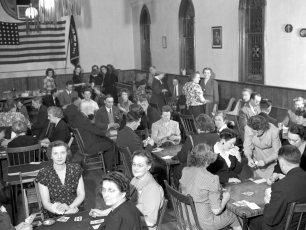 Am Legion Card Party G'town 1947